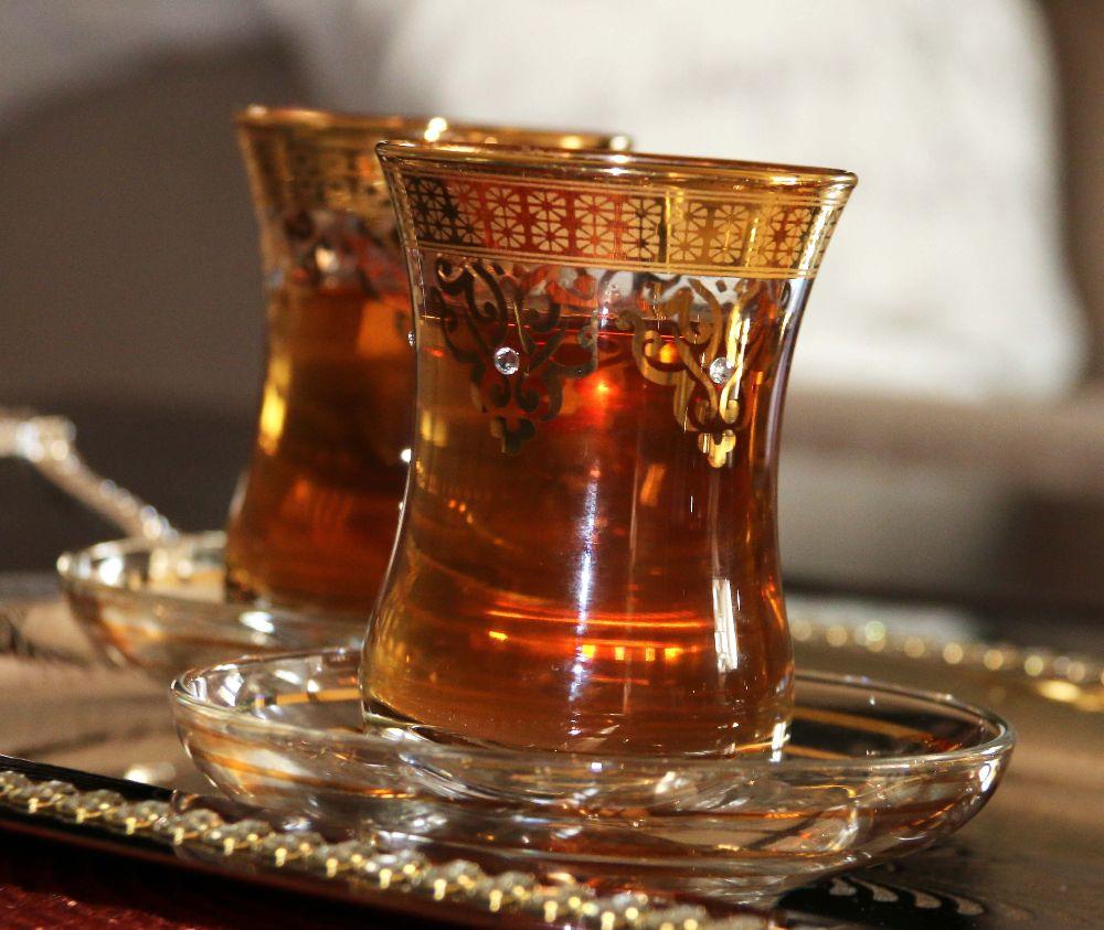 Ett glas te